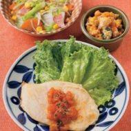 ヨシケイのメニュー食彩1
